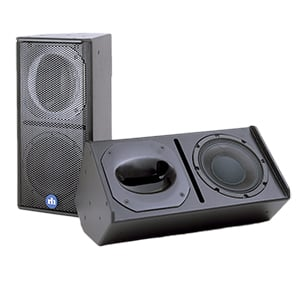 """2-Way, 8"""" Passive Speaker, 90x60"""
