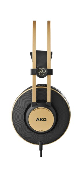 AKG K92 Closed Headphones, 40mm Drivers K92
