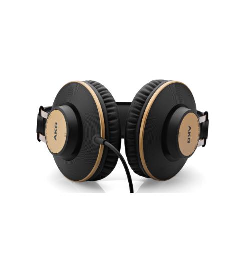 Closed Headphones, 40mm Drivers