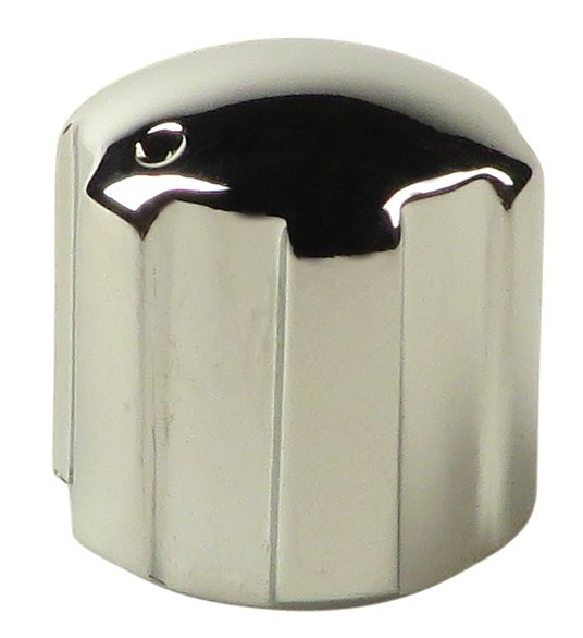 Chrome Knob with Indicator for HD147