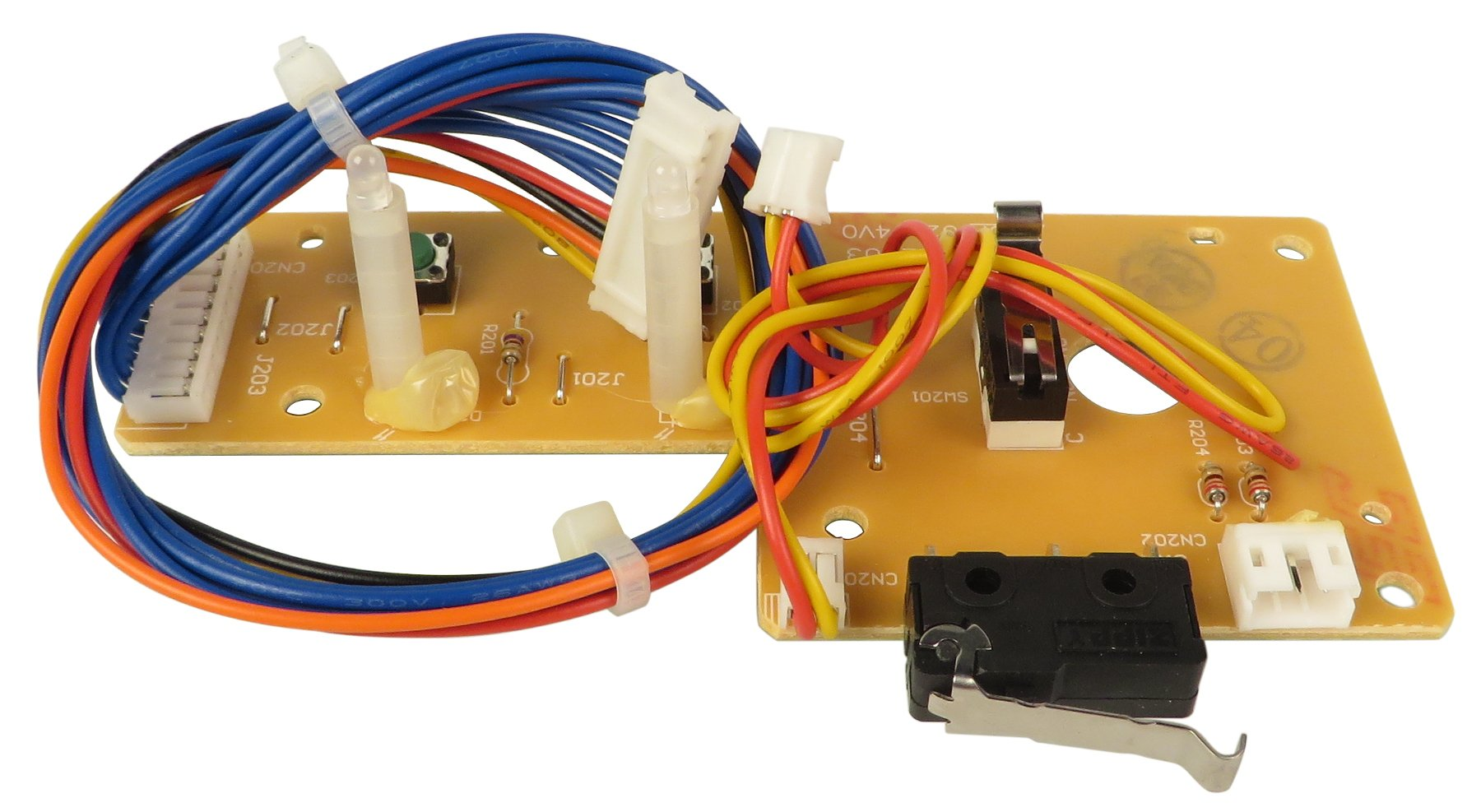 Velocity PCB for ST.150 and STR8.150
