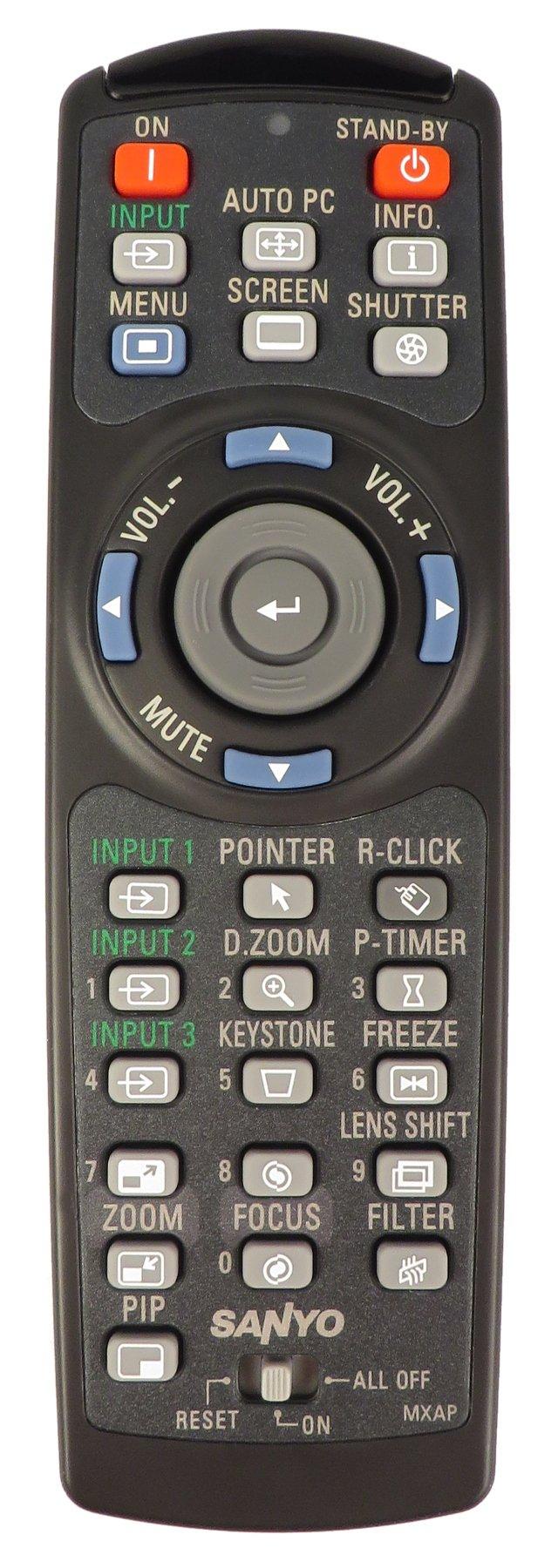 Remote for PLCWL5500