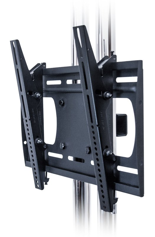 Versatile Tilting Mount for Flat Panels up to 100 lbs