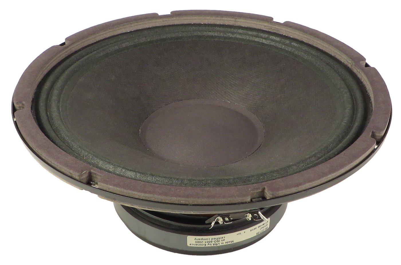 """Ampeg 86-227-08 10"""" Woofer for PB-210H and Neo Series 86-227-08"""