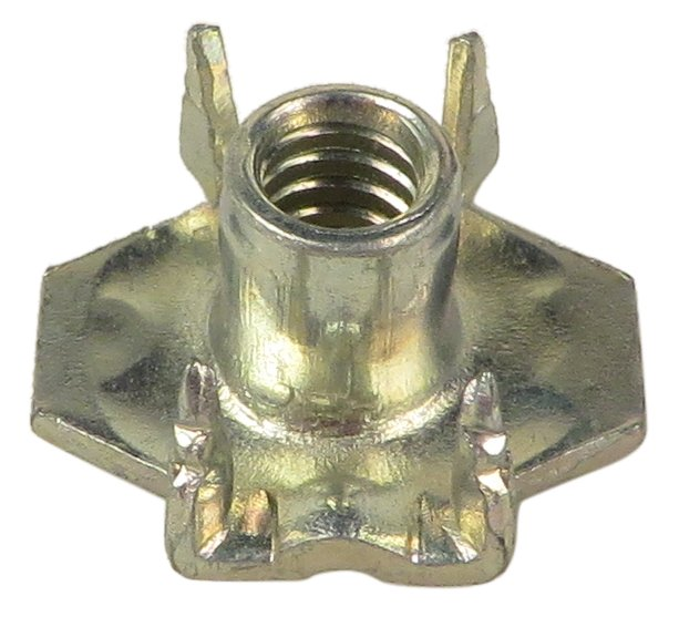10-24X5/16 Steel Nut for Spider Amps