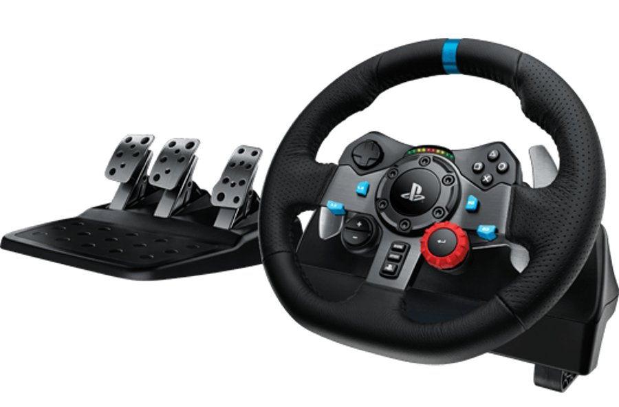 Racing Wheel for Sony PS3/PS4
