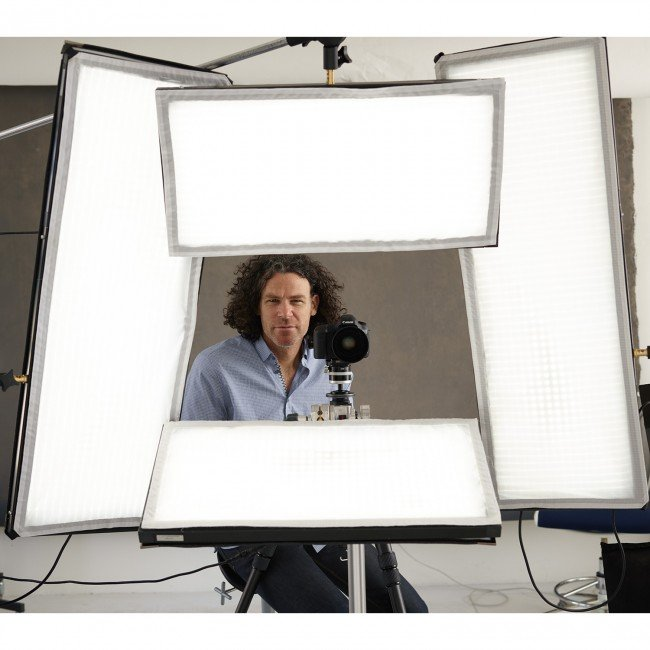 Peter Hurley Flex 4 Light Kit By Westcott 7537 Full Compass Systems