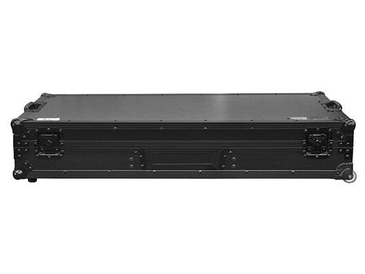Black Label Series Low Profile Glide Style DJ Coffin Case
