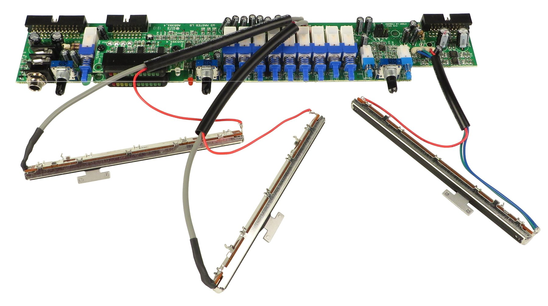 Master PCB for WZ3 16:2