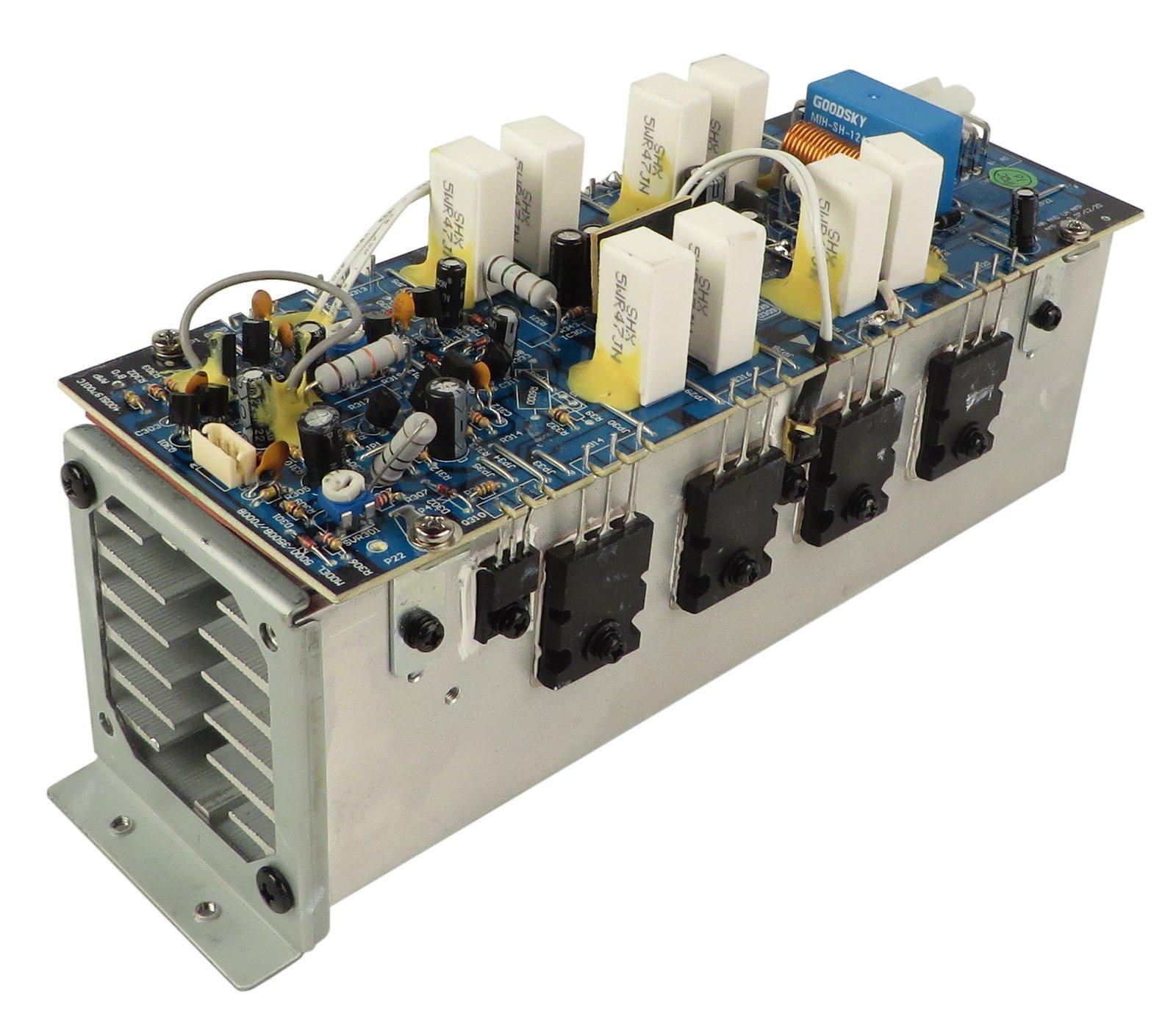 Amp PCB Assembly for HA3500
