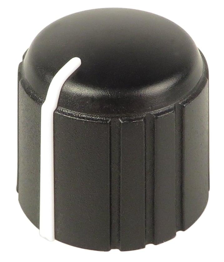 Peavey 30902282  21mm Black Knob for PZS140RA and UMA1502 30902282