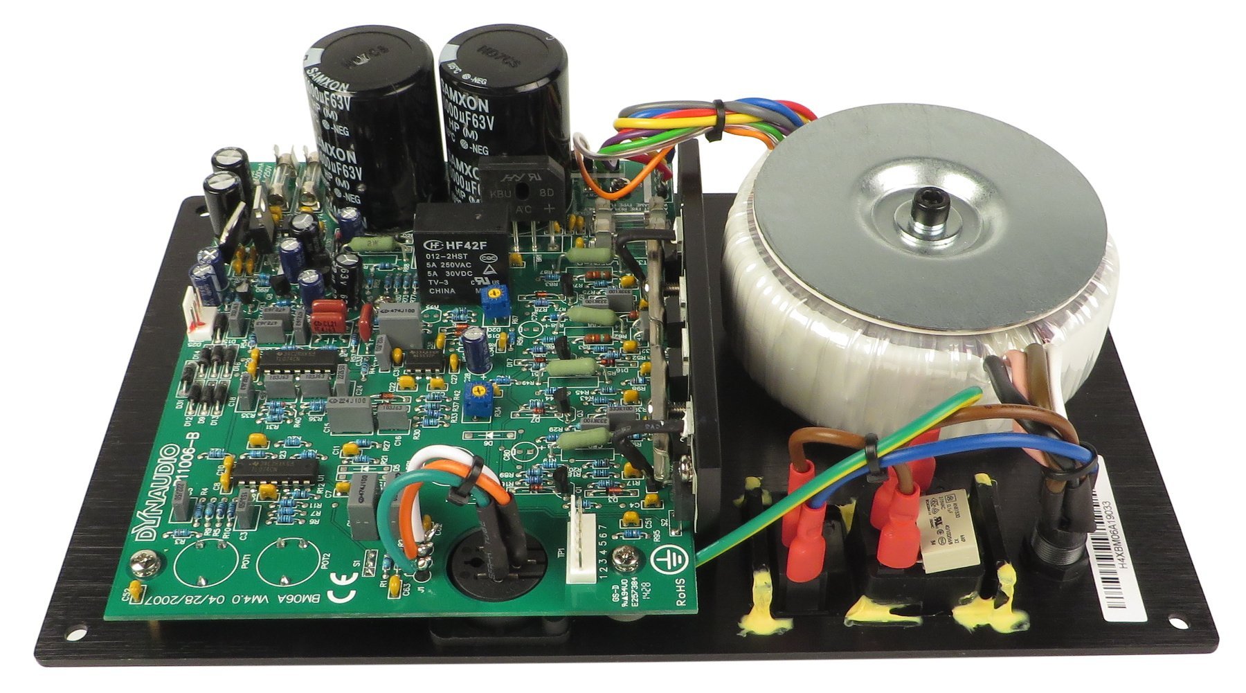 Amp Module Assembly for Dynaudio BM6A