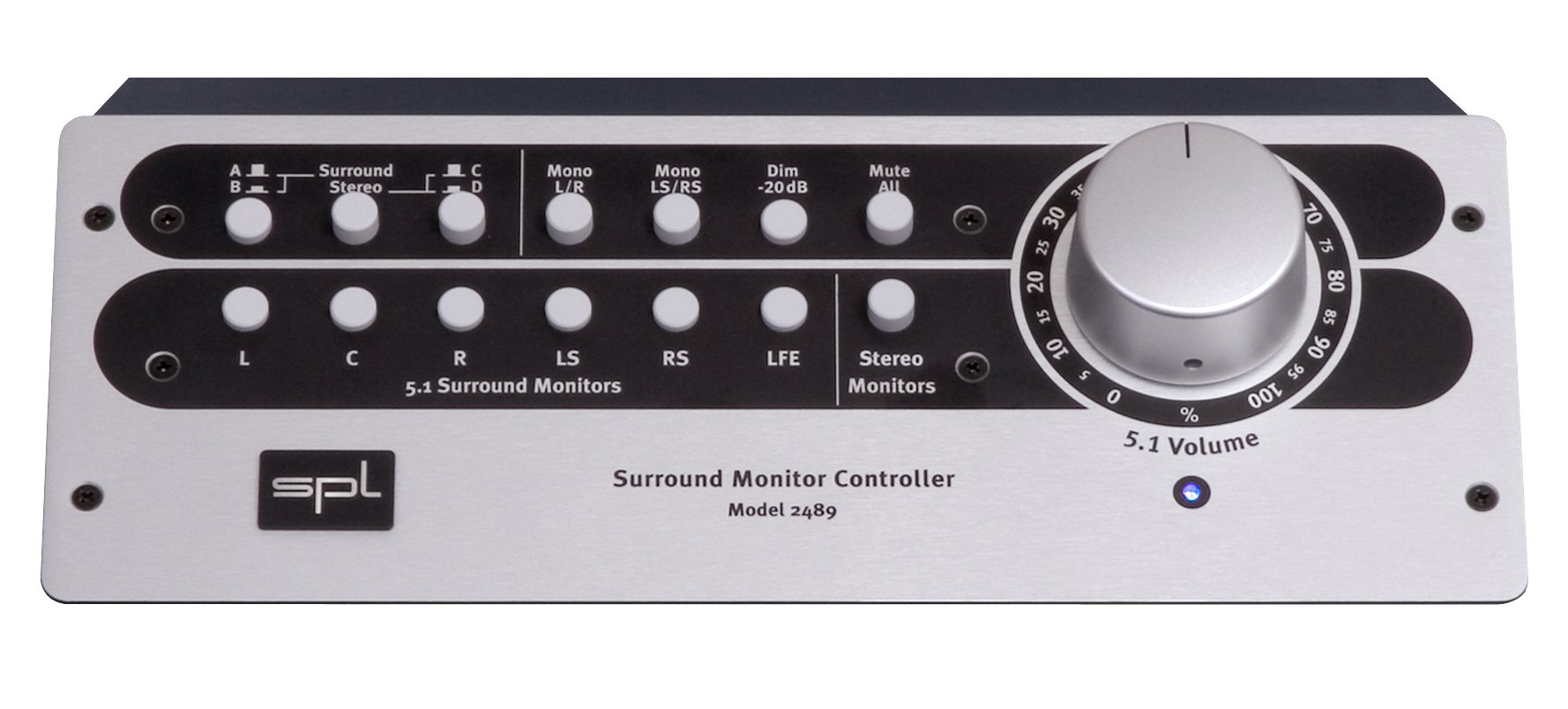Surround Monitor Contoller - Model 2489