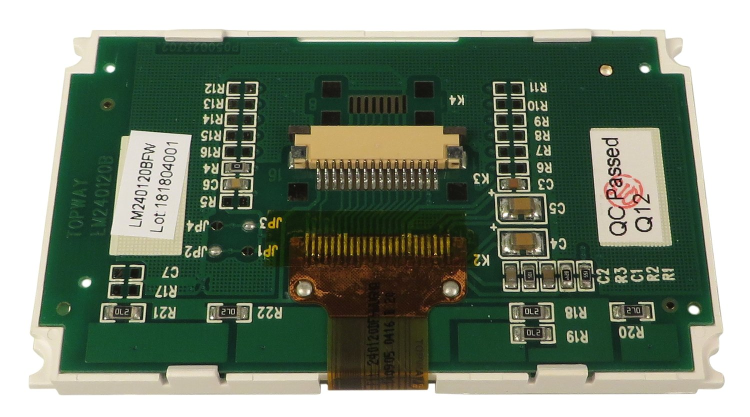 Alesis 6180001080-A  LCD Module for SamplePad Pro 6180001080-A