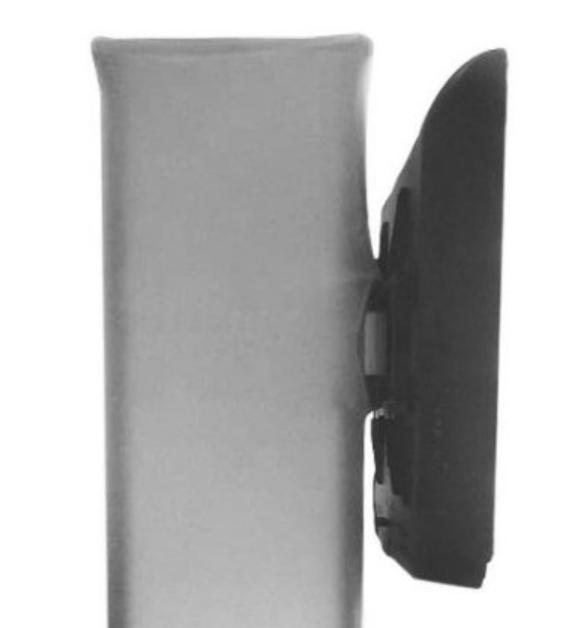 Odyssey TSZ1208 SCRIM WERKS 8' SLIP SCREEN with Zipper Access Holes TSZ1208
