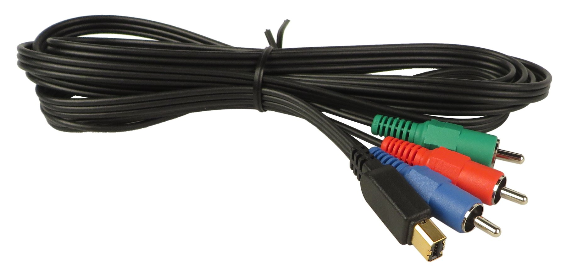 Panasonic K2KZ9DB00004 Panasonic Camcorders Component Cable K2KZ9DB00004