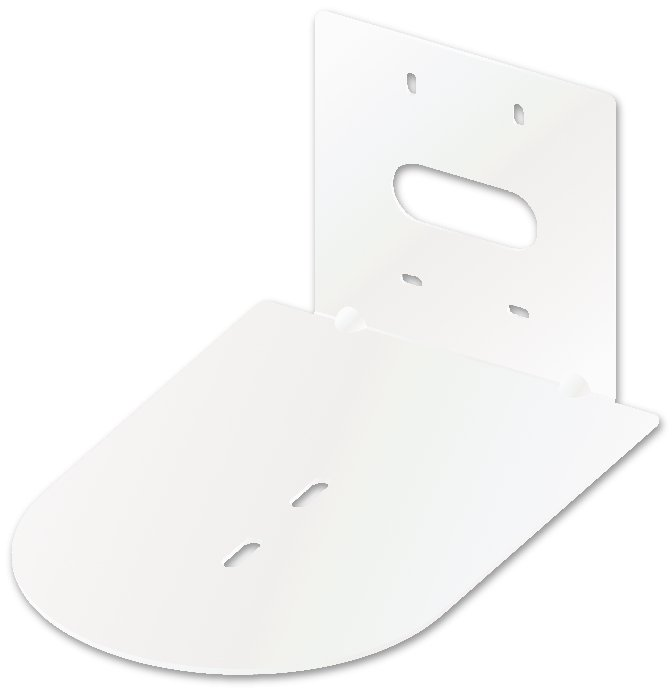 Camera Wall Mount in White