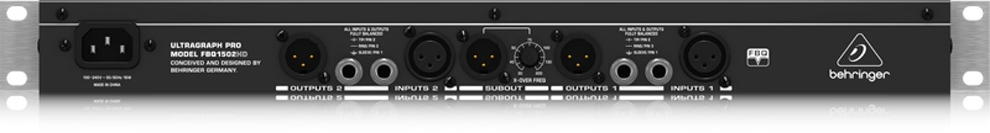 High-Definition 15-Band Stereo Graphic Equalizer