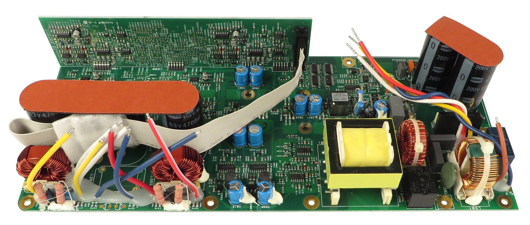 Amp PCB Assembly for PRX612M and PRX615M