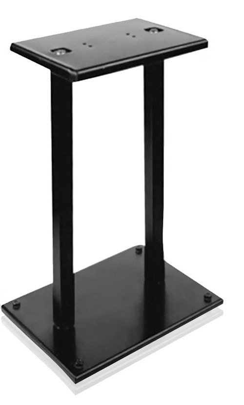 Heavy-Duty Steel Quad-Support Speaker Stand