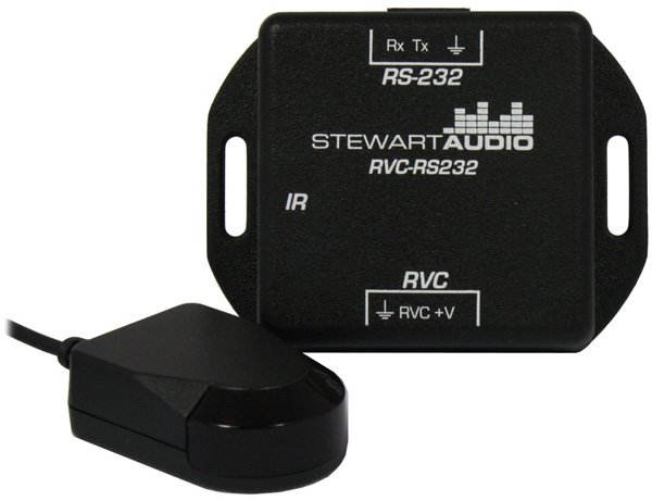 RS232 Control Adapter with IR Plug-In Option