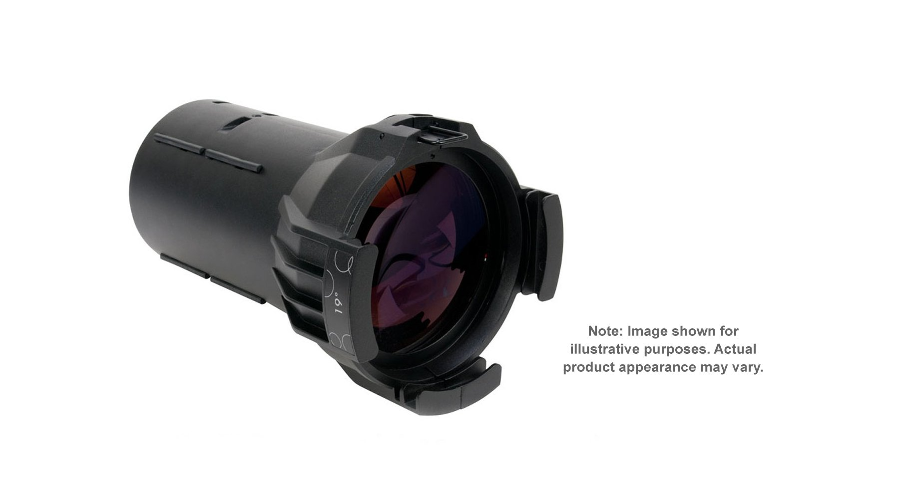 26° HD Lens for LED Profile Lights