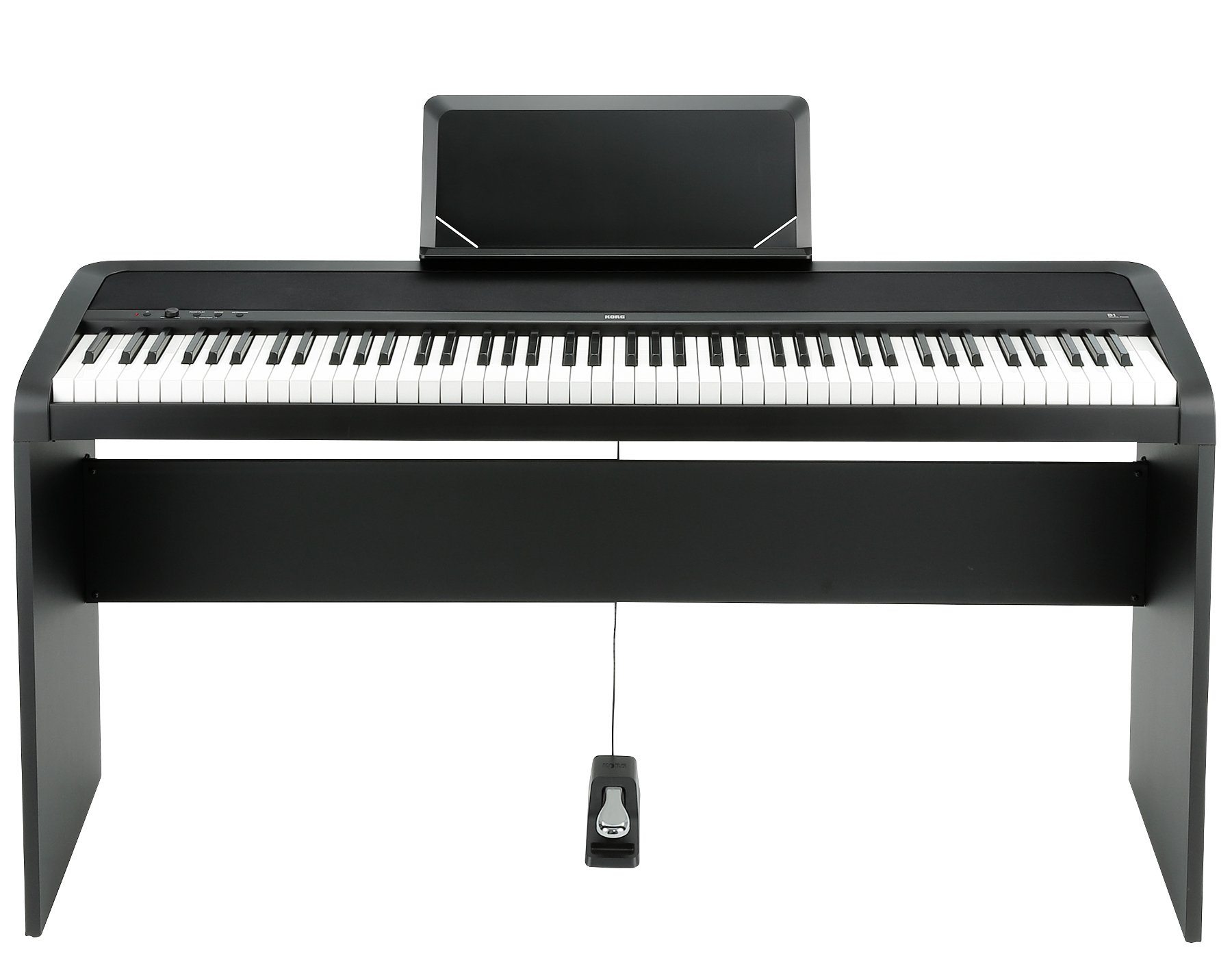 korg b1sp b1sp 88 key digital piano package full compass. Black Bedroom Furniture Sets. Home Design Ideas