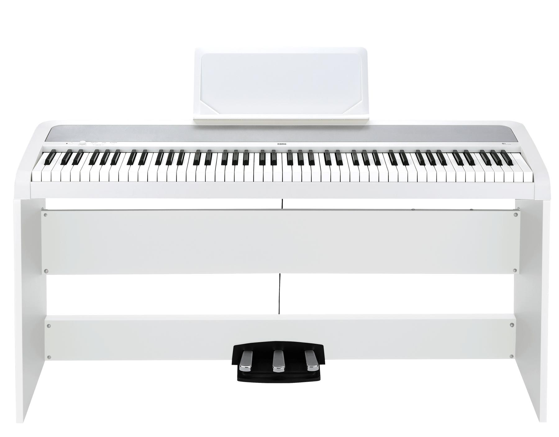 B1SP 88-Key Digital Piano Package