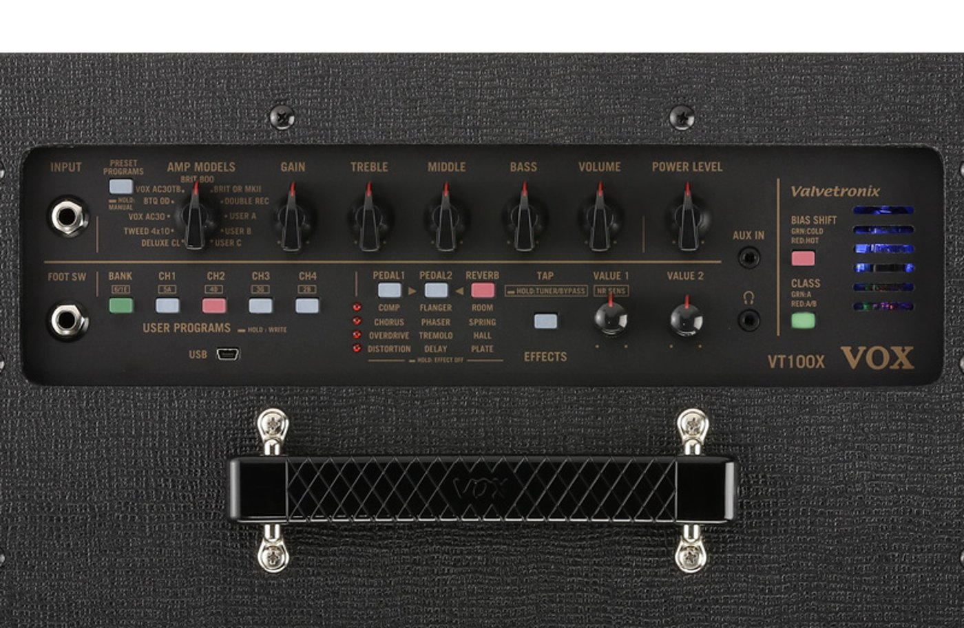 Modeling Amp, 20W