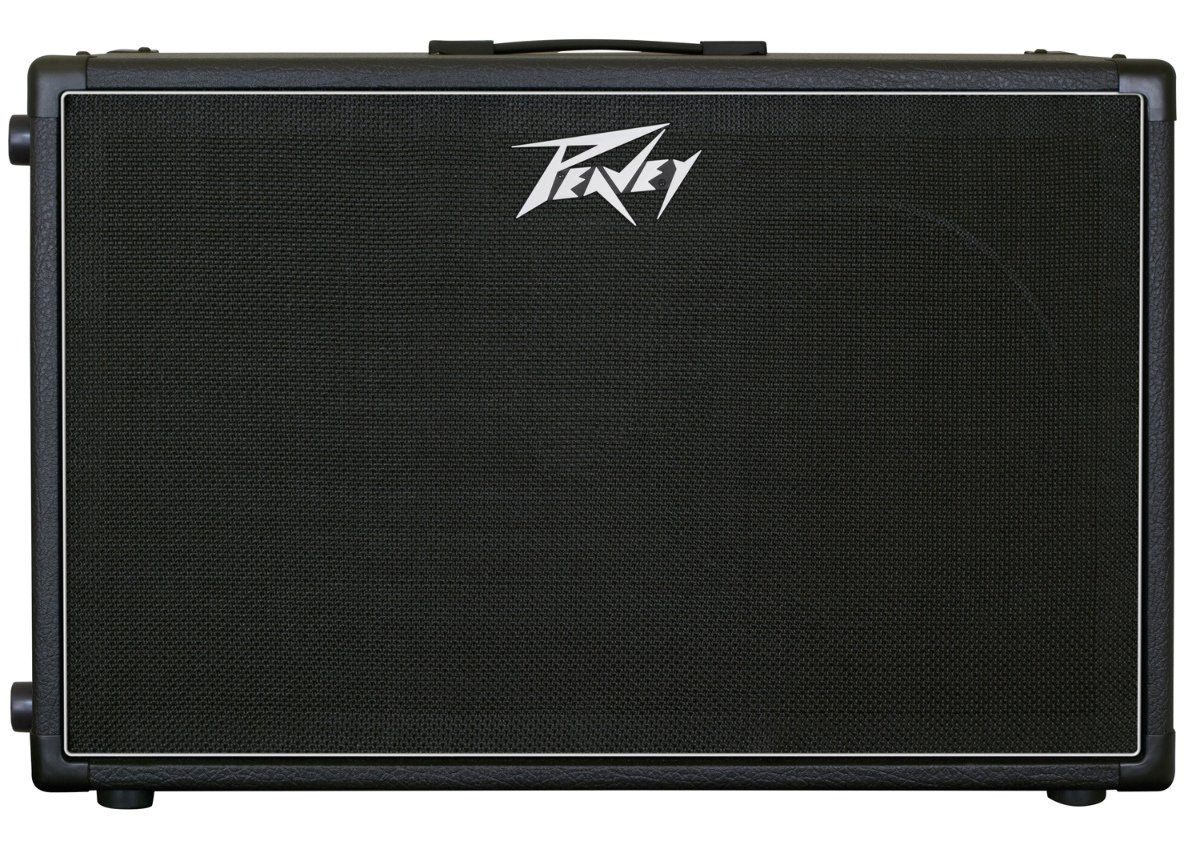 peavey 212 6 speaker cabinet with dual 12 greenback 25 speakers 50w black full compass systems. Black Bedroom Furniture Sets. Home Design Ideas