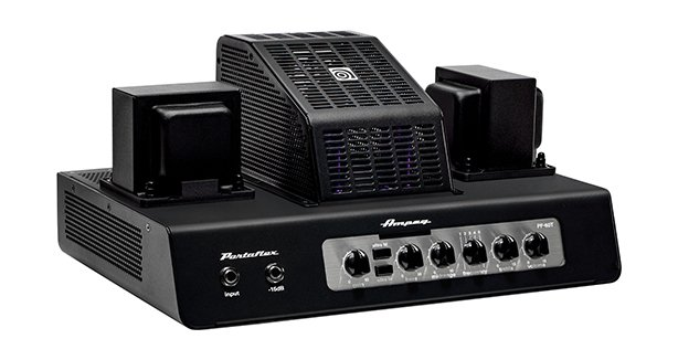 Portaflex Series 50W Tube Bass Amplifier Head