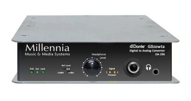 Dante Digital to Analog Converter