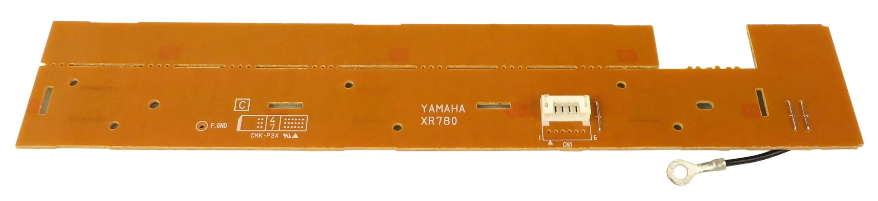Pedal PCB Assembly for CVP-206, CVP-96, and CVO-98