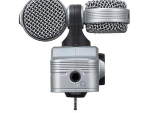 iOS Dual Capsule Connector Microphone for iPhone, iPod touch, iPad, and iPad Mini