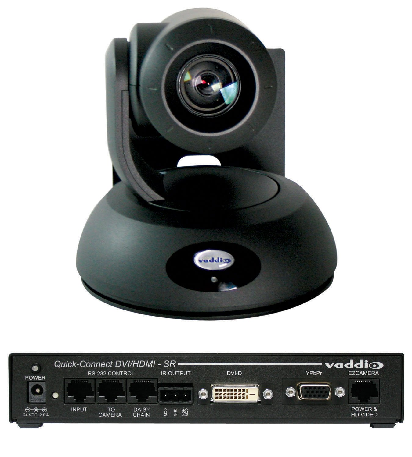 2.34 MP PTZ Camera with 30X Optical Zoom