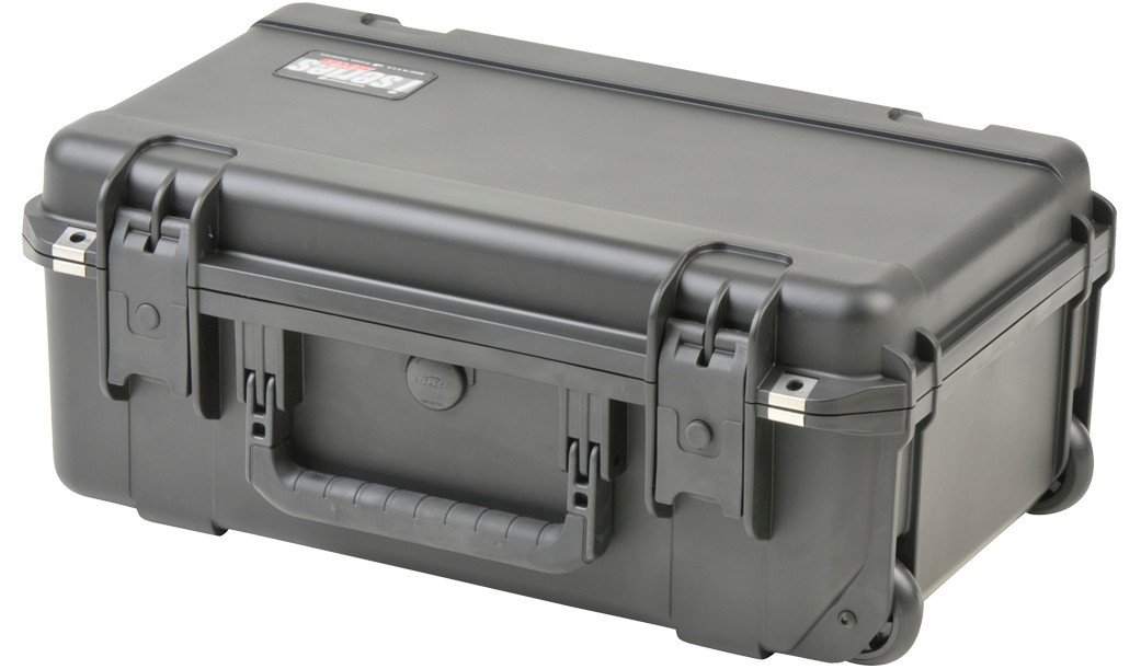 "Molded Utility Case, 20"" x11"" x7"" with Foam"