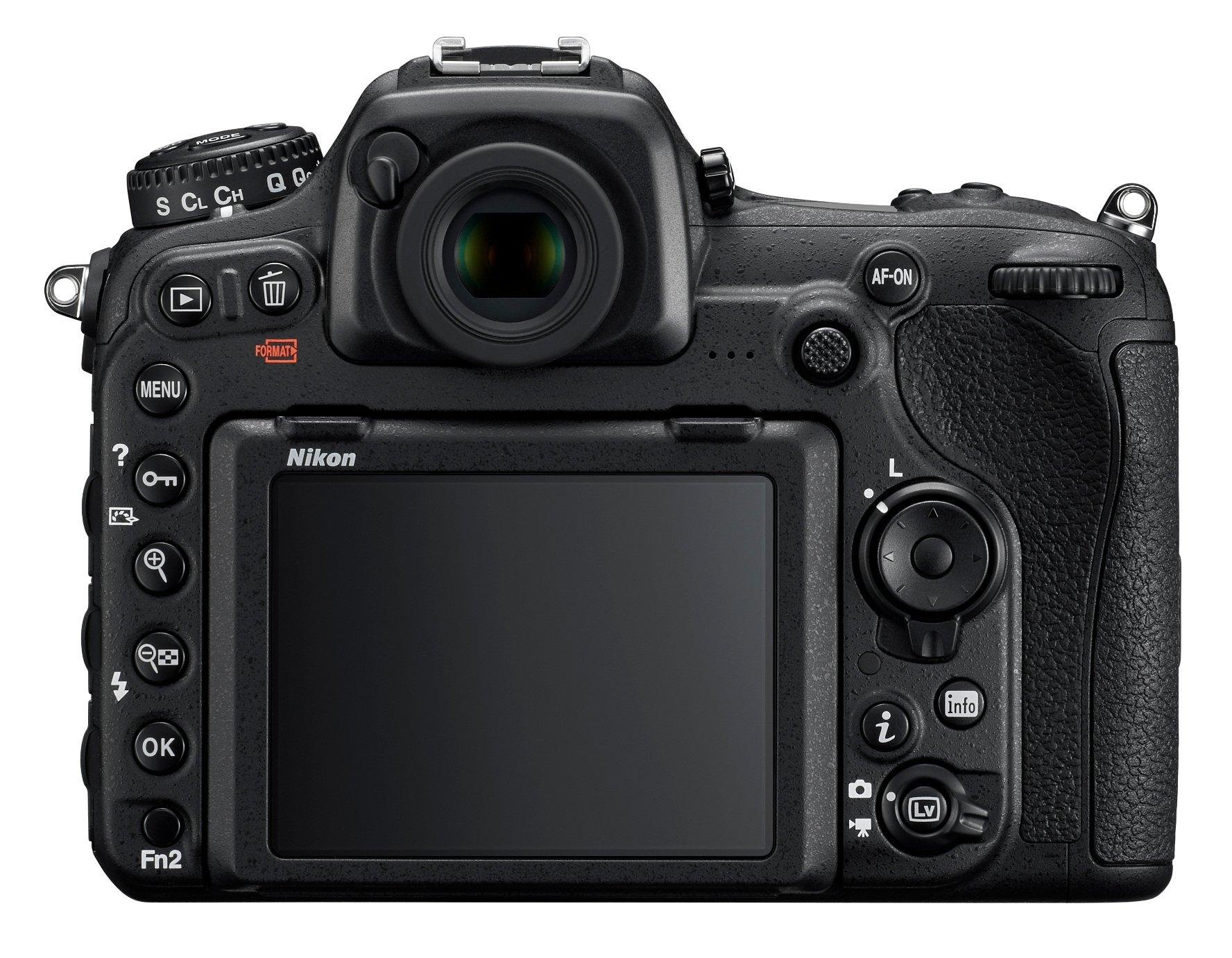 20.9MP DX-Format DSLR with 4K - Body Only