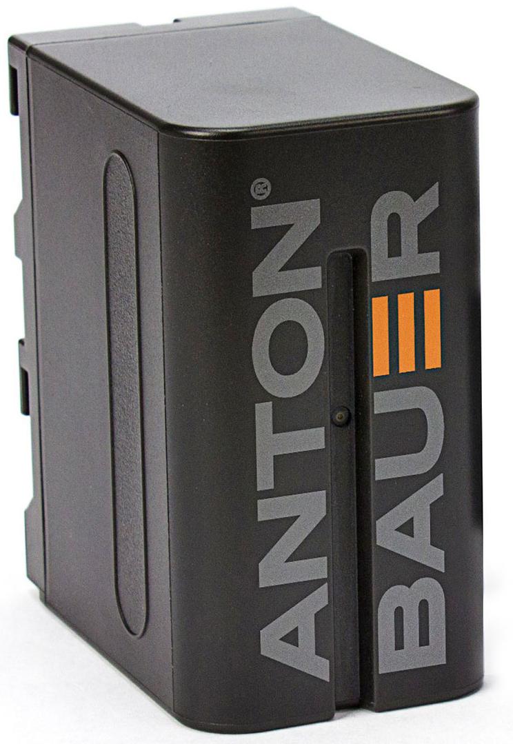 Anton Bauer Np F976 7 2v 6600 Mah Li Ion Battery Full