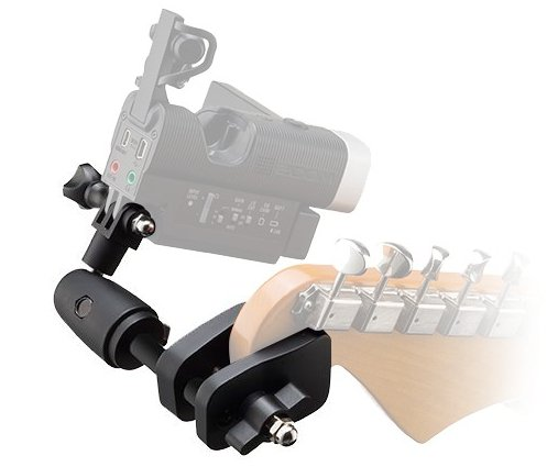 Zoom GHM-1 Headstock mount for Q8 and Q8 Cameras GHM-1