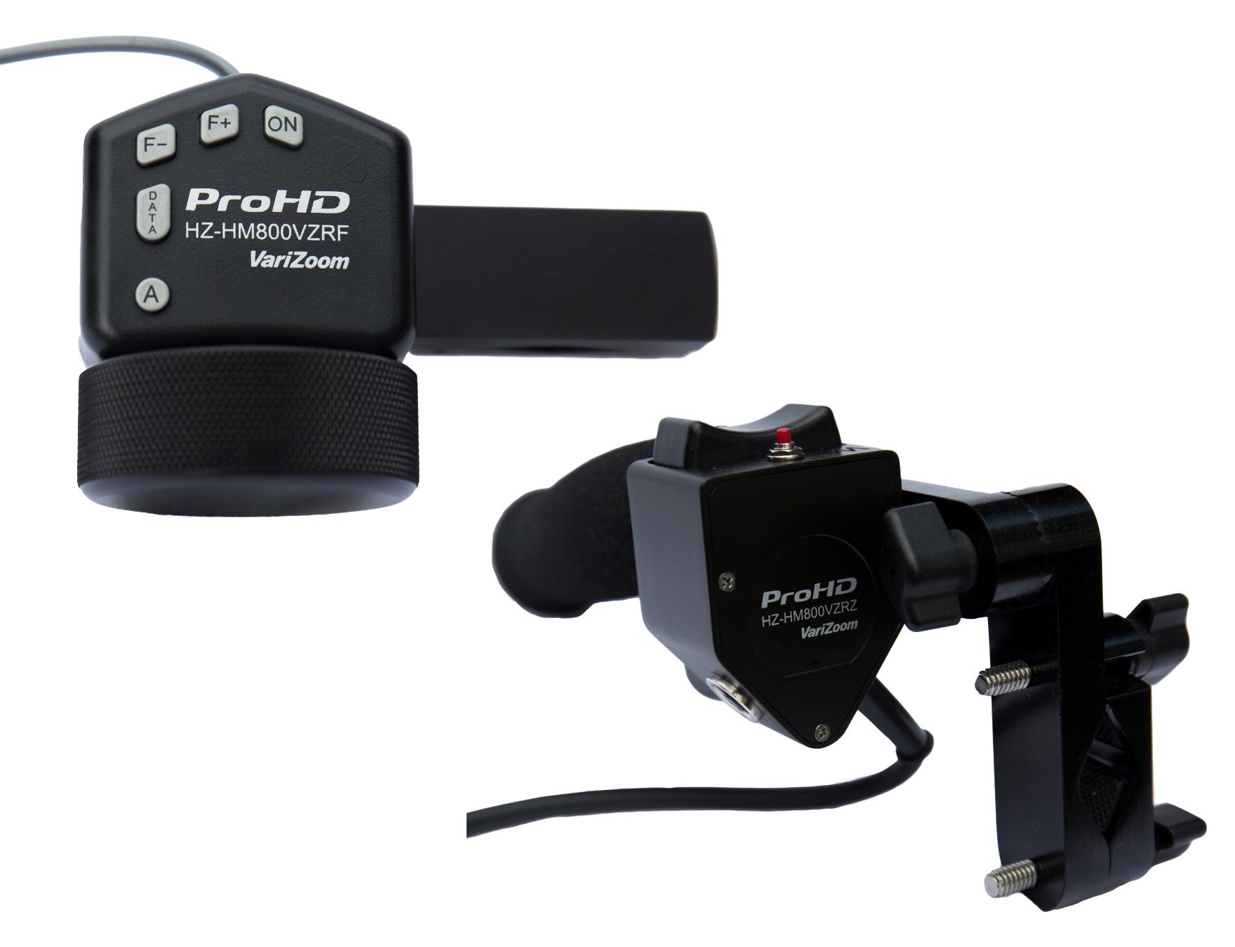 VariZoom Rear Control Kit For FUJINON 20X AF Lens