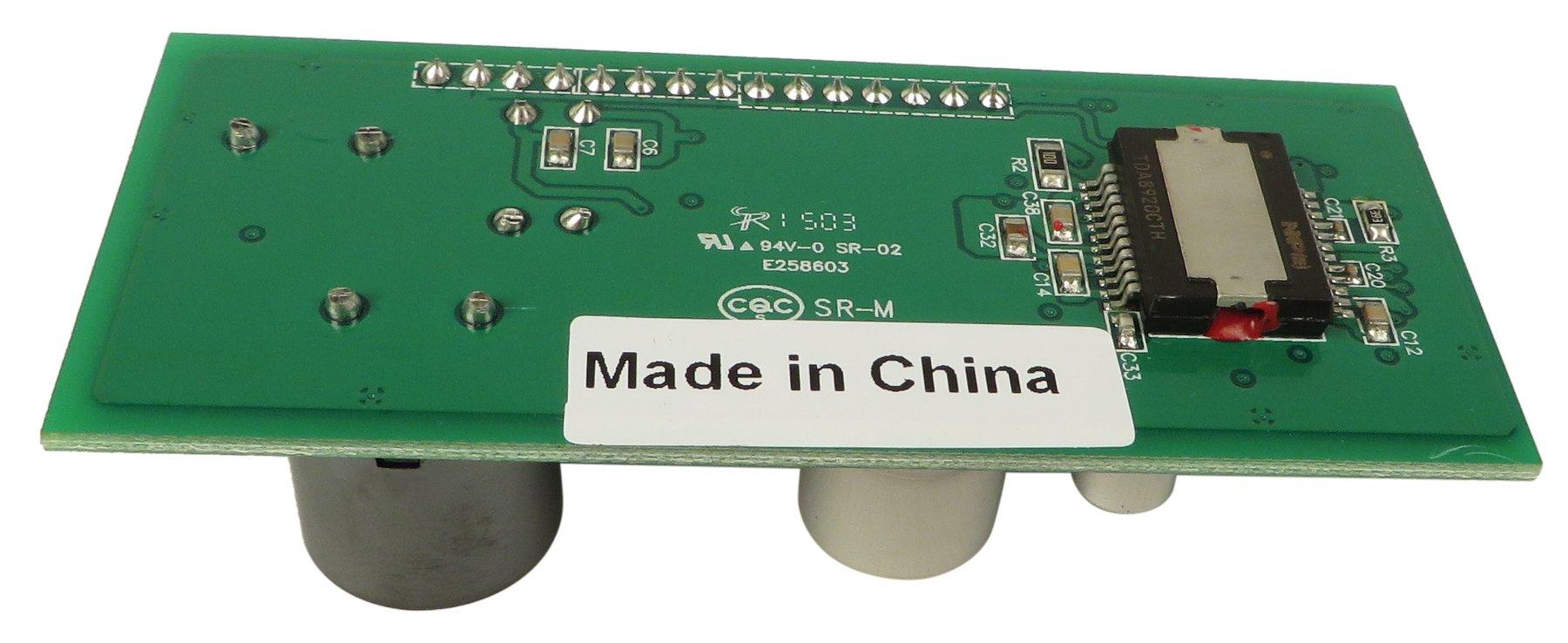 Power Amp PCB for SRM150