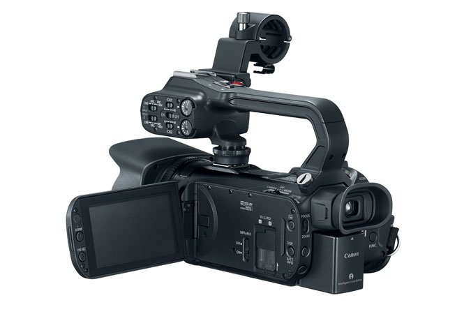 HD Camcorder With 20x Lens