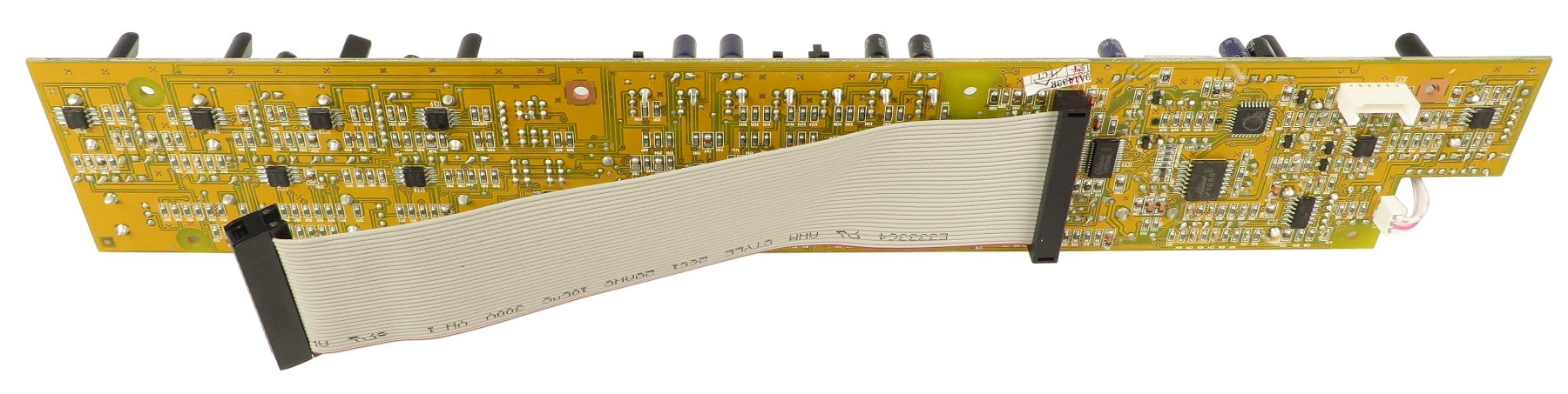 Front Preamp PCB Assembly for K3000FX and K1800FX