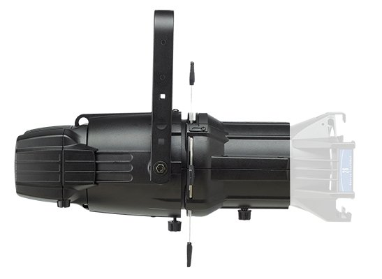 Source 4WRD Light Engine with Barrel and Parallel-Blade U-Ground Connector