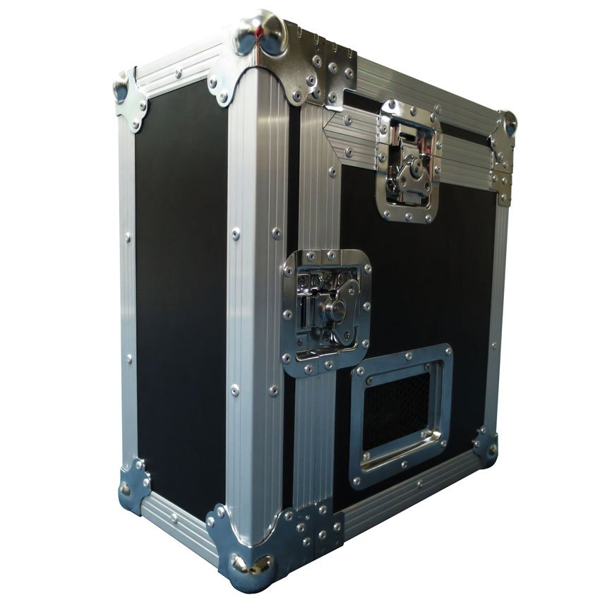 Dual Vented Z-350 Faser Road Case