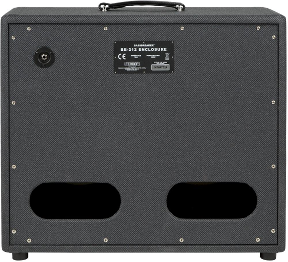 "Fender Bassbreaker BB 212 140W 2x12"" Speaker Cabinet BASSBREAKER-BB212"