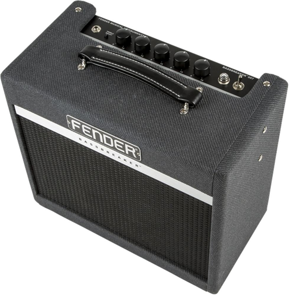 "Fender Bassbreaker 007 Combo 10"" 7W Tube Combo Amplifier BASSBREAKER-007-COM"
