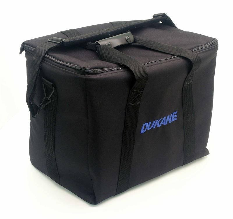 "Dukane 128-57 Soft Sided Carrying Case 13""H x 17""W x 9""D 128-57"