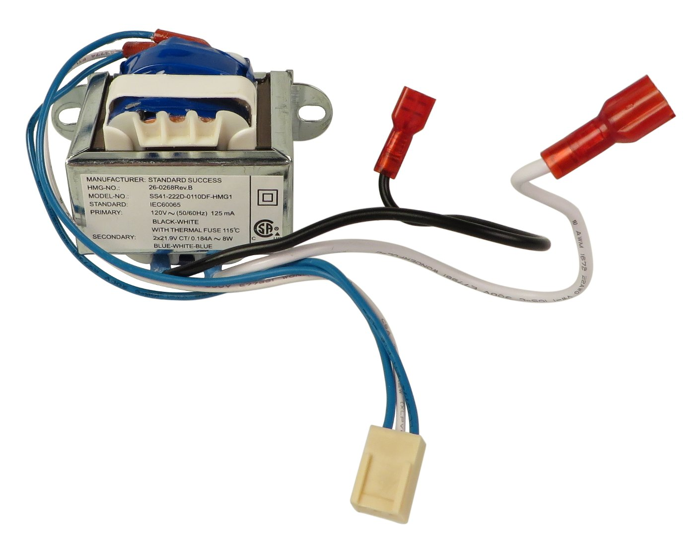 Power Transformer for SR231QX, 234, 166XS, and 266XL