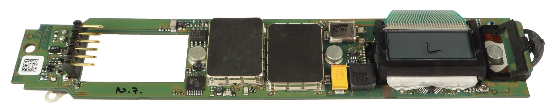 470-638 MHZ RF PCB for SKM5200-II-L